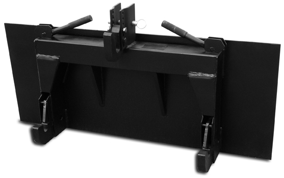 3 Point Hitch Handy : Skid steer point hitch attachments by cid
