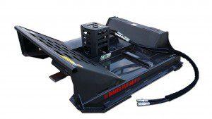 X-treme Skid Steer Piston Motor Brush Cutter Attachment