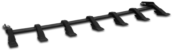 X Treme Skid Steer Toothbar By Cid Attachments