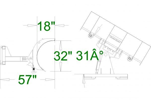 Root Snow Plow Parts Diagram