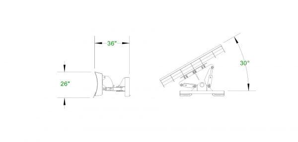 multi purpose angle blade spec