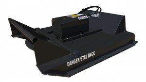 Standard Duty Skid Steer Brush Cutter Attachment