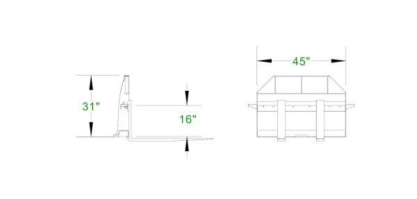 standard-duty-pallet-fork-spec