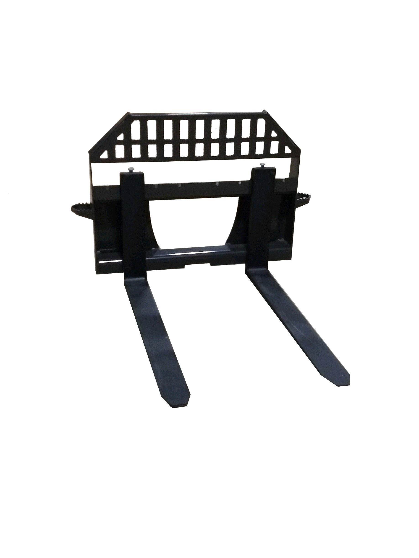 X-treme Skid Steer Pallet Forks Frame - By CID Attachments