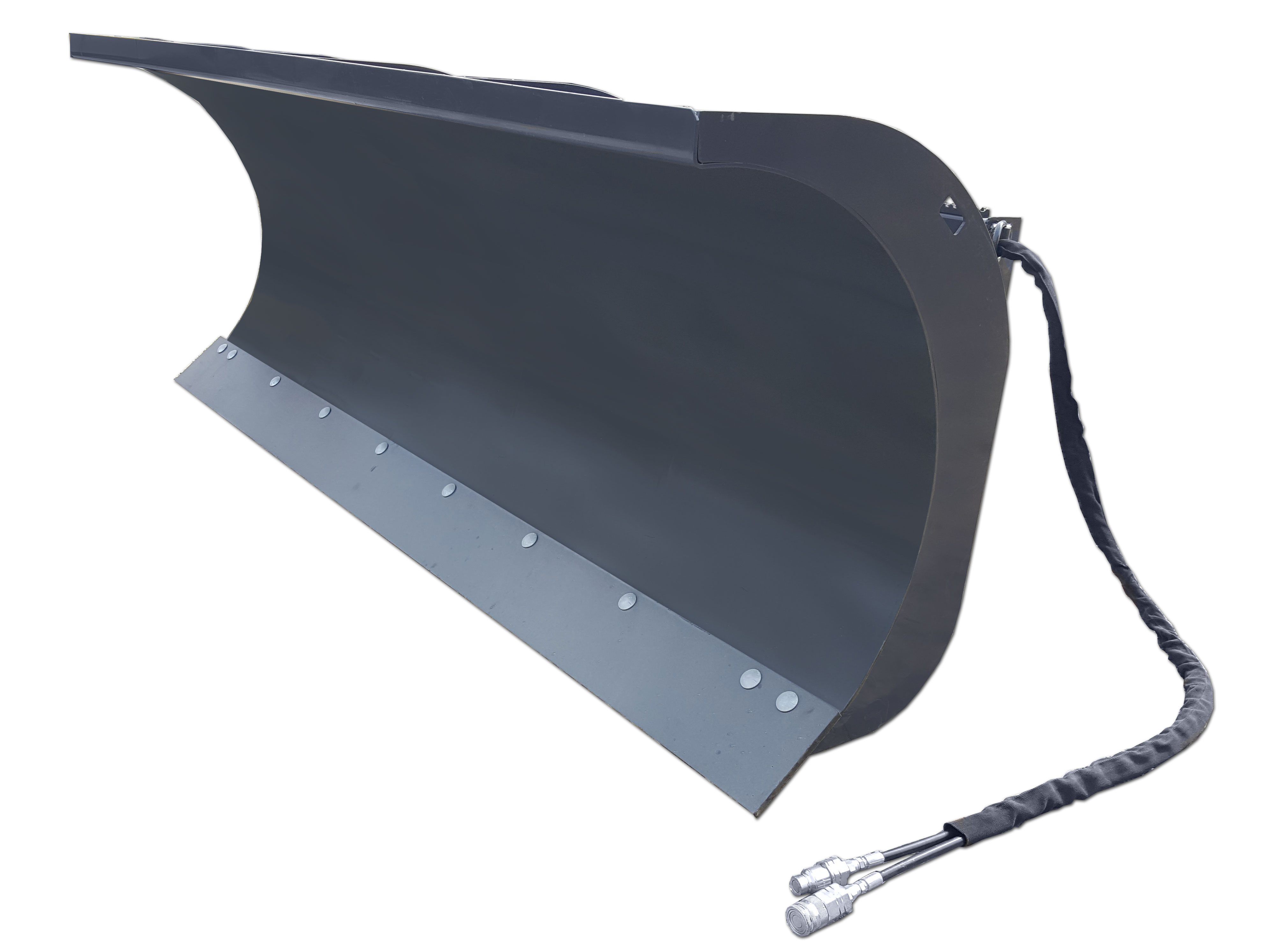 X-treme Skid Steer Snow Plow – By CID X-treme Attachments