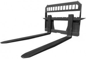 X-treme Skid Steer Pallet Forks Frame