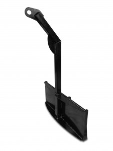 skid steer boom attachment